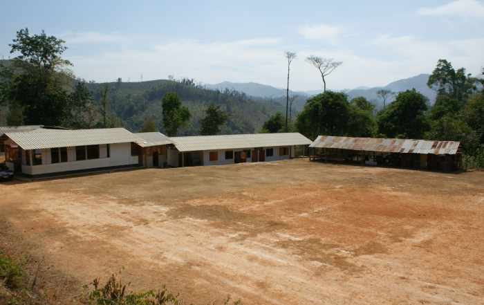 Mae Cha Chaang Nua School