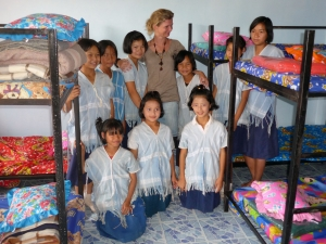 Inrichting voor meisjeskamer