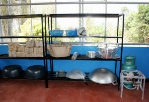 Kantine en keukenmateriaal