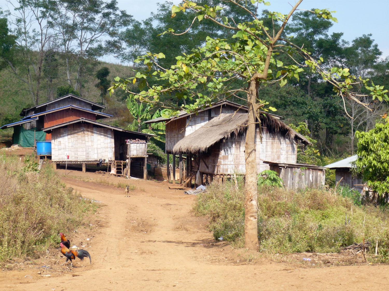 Dong Ma Fai dorp