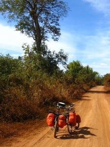 """Onderweg in Laos"""